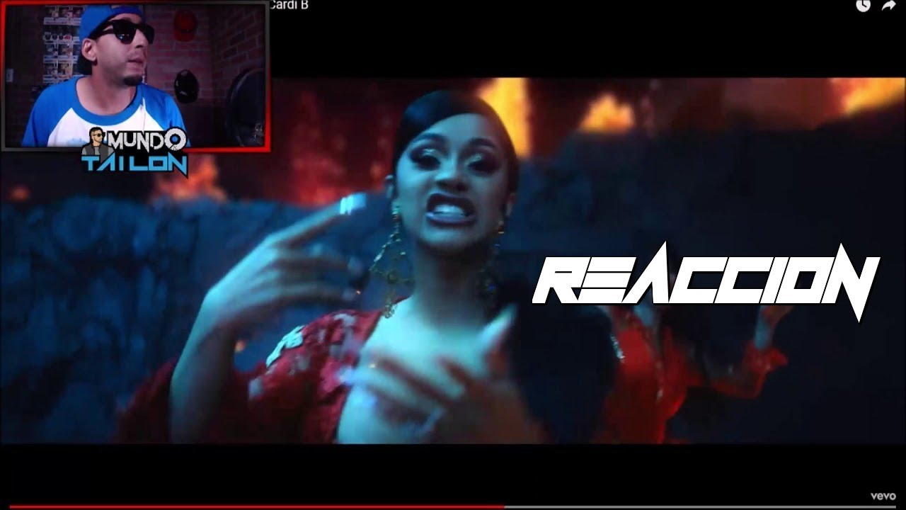 DJ Snake - Taki Taki ft. Selena Gomez, Ozuna, Cardi B [Reaccion] #1