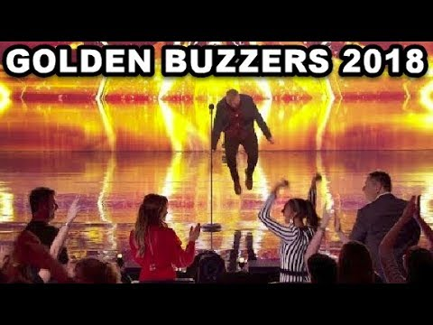Best ★ GOLDEN BUZZERS ★ 2018 | America's Got Talent 2018 | Britain's Got Talent 2018