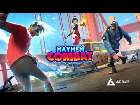 Mayhem Combat | Official Launch Trailer