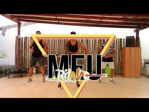 Isso é Hit Harmonia do Samba Meu Ritmo  coreografia Dence vídeo