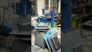 Trolley bag luggage Auto cutting machine in china