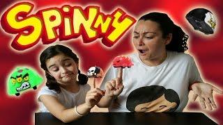 Pirata Sbabam peonzas Spinny