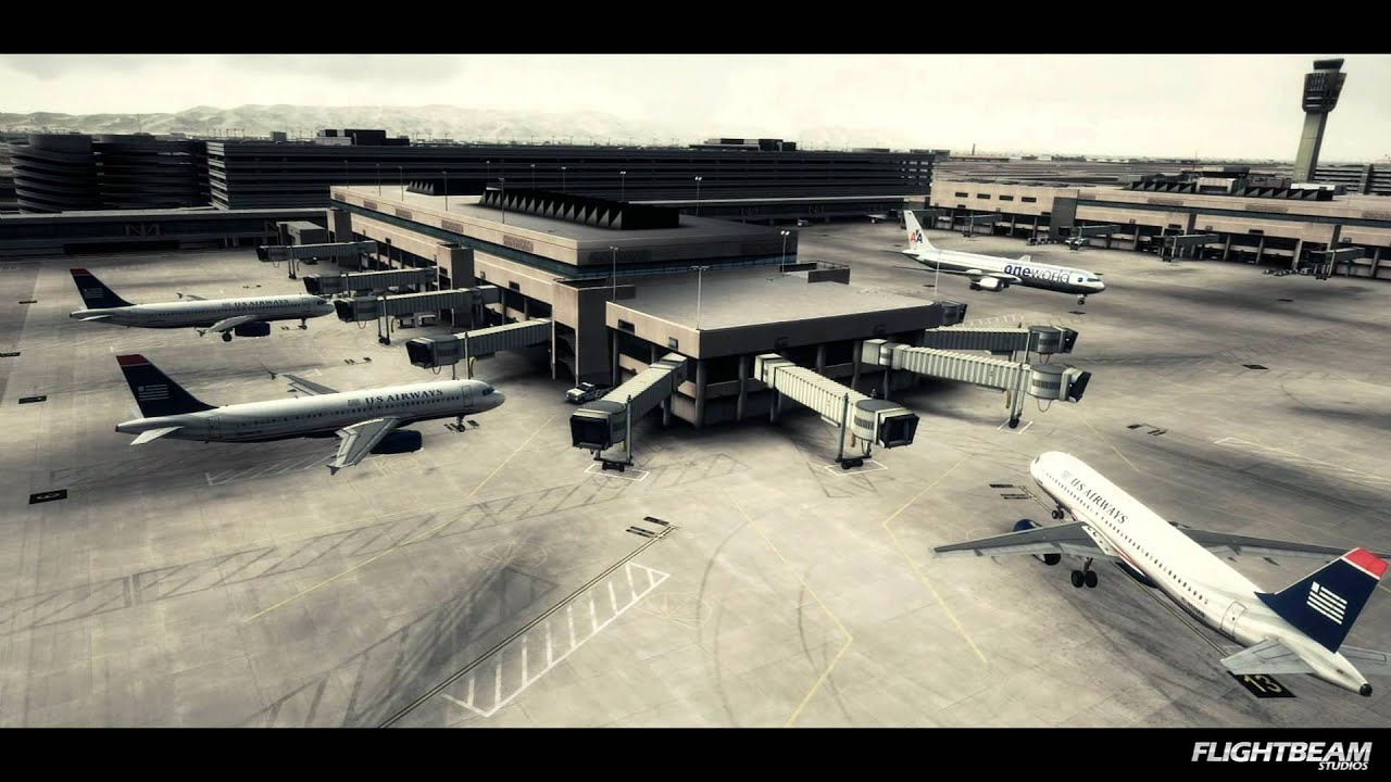 FlightBeam Phoenix Sky Harbor International Airport (KPHX)