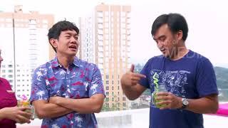 COMEDY TRAVELER - Pak Eprod  Gak Tau Program Comedy Traveler Lagi Di Bajak (25/3/18) Part 3