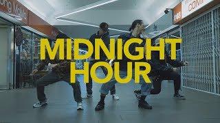 MIDNIGHT HOUR - Skrillex, Boys Noize, Ty Dolla $ign | Choreography by @alvin_de_castro