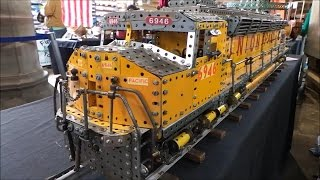 Toys for Boys Hobby Fair - Trains Cars Planes Ships and Meccano