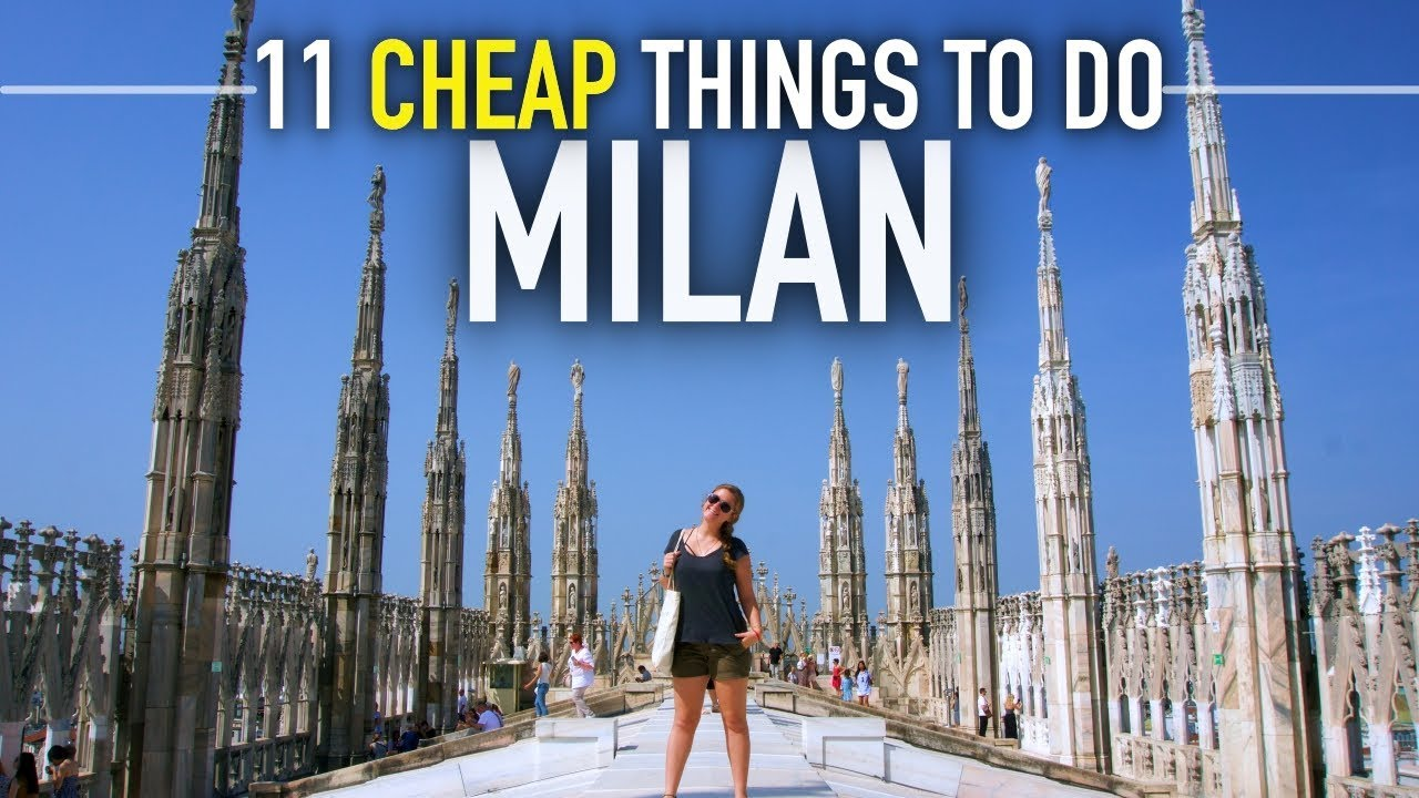 11 free cheap things to do in milan italy on a budget for Cheap places to move to