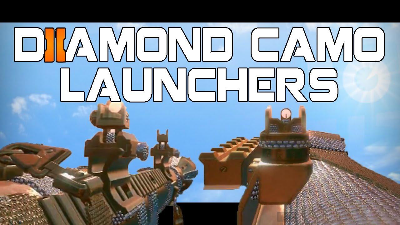 how to get diamond camo black ops 2