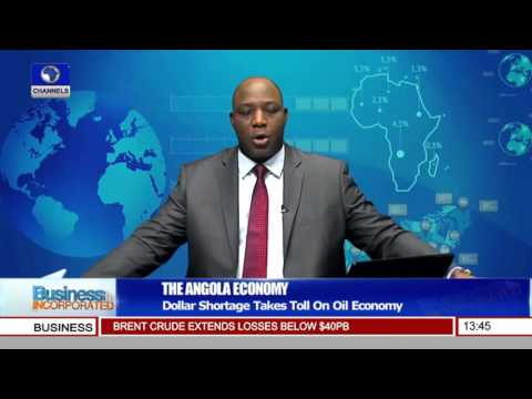 Business Incorporated: Focus On Angola's Economy 11/12/15 Pt 2