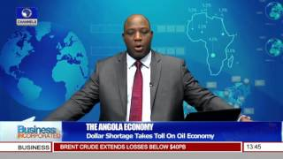 Business Incorporated: Focus On Angola