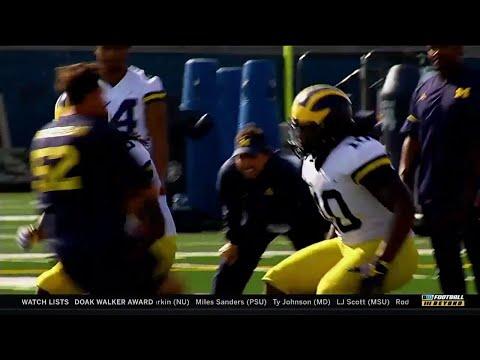 BTN Bus Tour: Devin Bush and Rashan Gary | Michigan | Big Ten Football