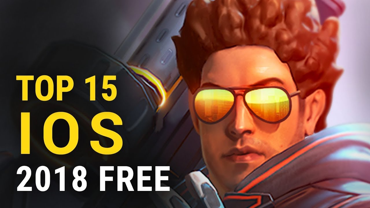 Top 15 FREE iPhone & iPad Games of 2018   Free-to-play iOS   whatoplay