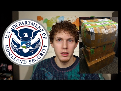 Storytime: Almost Seized By Customs?!? | Just A Skinny Boy