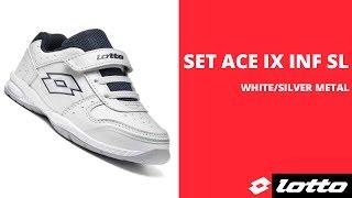 видео Детские кроссовки для тенниса