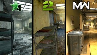 The Evolution of Vacant (Vacant in Every Call of Duty)