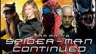 Spider-Man 4-6 | FULL FAN-MADE STORY | What Should've Happened if the Raimi Movie's Continued!