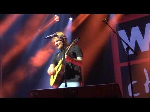 Ed Sheeran - Barcelona @ War Child - The Indigo, London 19/02/18