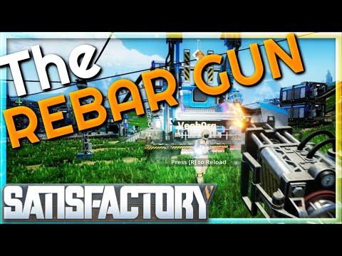 The Rebar Gun |  (Early Access) #16