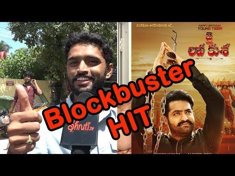 Blockbuster Hit ! | Jai Lava Kusa - Public Talk | Jr NTR