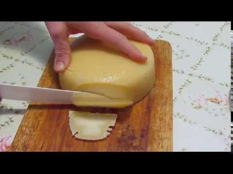 Твердый сыр своими руками