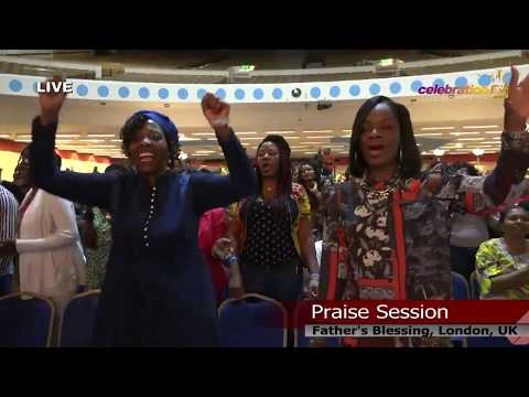 FATHER'S BLESSINGS London Day 1 Evening With Apostle Johnson Suleman