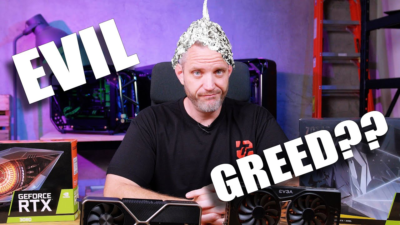 The Great GPU Conspiracy...