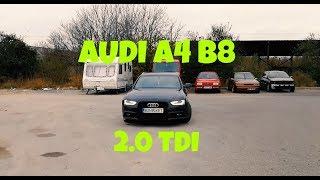 Iar cea mai iubita masina? Review Audi A4 B8 2.0 TDI | Review in limba romana | Recenzii auto