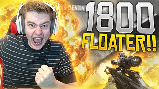 CARRIER 1800 FLOATER TRICKSHOT!!