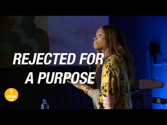 Rejected for A Purpose - Stephaine Ike