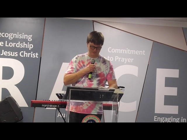 Sunday Sermon: 02/02/2020 - Joy in Christ