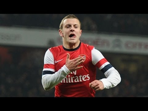 Jack Wilshere Ultimate Skills 2013 - 2014 HD