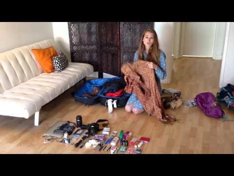 aCanela: Packing for India