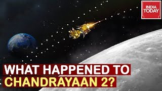 What Happened At Final Phase Of Chandrayaan 2 Landing?