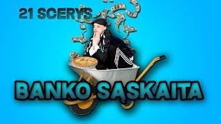 BANKO SĄSKAITA (Bank Account Parodija)