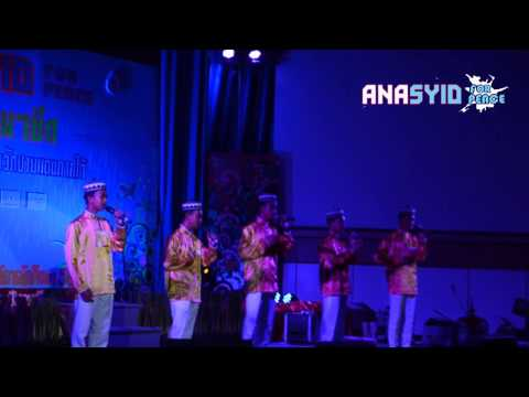 Anasyid for peace  | Saeng tam school