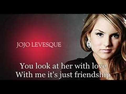JoJo - Secret Love (w/lyrics)