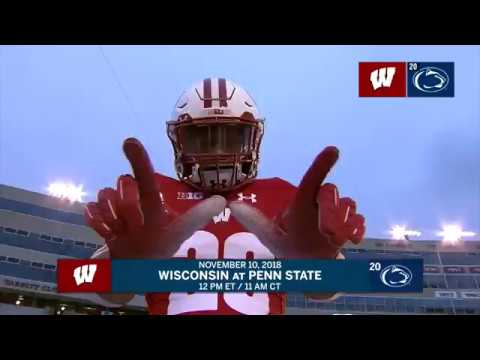 Wisconsin Badgers - Wisconsin-Penn State Football Preview