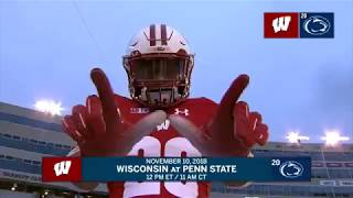 Wisconsin at Penn State: Week 11 Preview | Big Ten Football