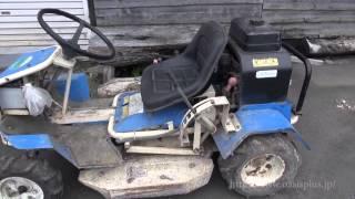 乗用草刈機 ラビットモア RM85A