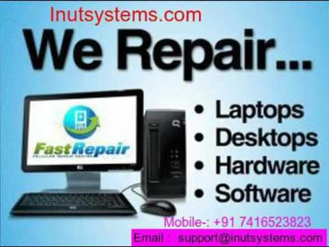 Desktop And Laptop Repair Services In Hyderabad At Your Door Step