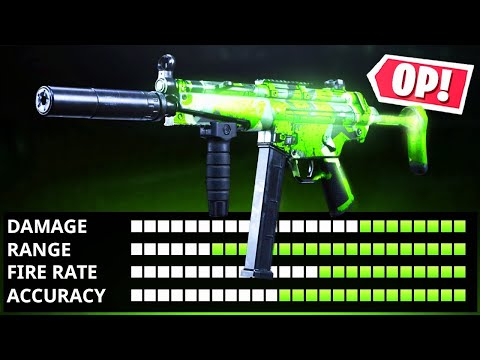 """How to Make the """"MP5"""" OVERPOWERED in Modern Warfare..(3 SHOT KILL)"""