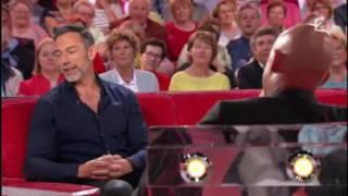 Vincent Lagaf ému en parlant de Gérard Vives