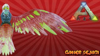 TAMING ARGENTAVIS & BERCOCOK TANAM SPECIES X !!! |Part-36| - ARK Survival Evolved Indonesia -