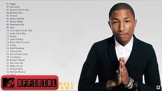 Repeat youtube video Best Songs Of Pharrell Williams 2015