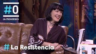 LA RESISTENCIA - Entrevista a Noemí Casquet   #LaResistencia 25.04.2019