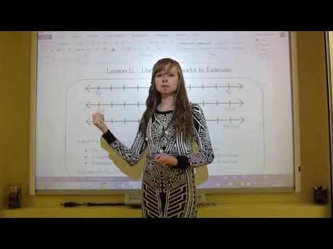 Grade 5 Math Lesson on Using Benchmarks to Estimate (2.5) Mp3