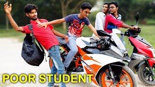 A True Story Of A Poor Student | Very Emotional Story | Sad Story | Educational Video |#Desi_Kalakar