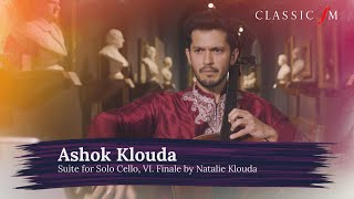 Ashok Klouda: Klouda's Suite for Solo Cello | National Portrait Gallery Sessions | Classic FM