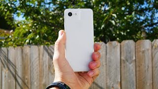 Google Pixel 3 Clearly White Impressions!