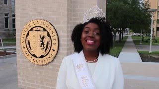 EBONY Campus Queen 2016 Lacey Danielle Douglas Miss Xavier University of Louisiana